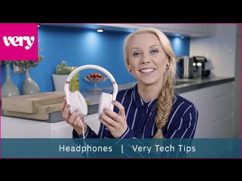 very.co.uk & Very Promo Code video: Top 6 Headphones | Very Top Tech Tips