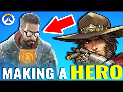 Making a Hero: McCree [Overwatch]