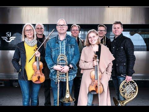 Helsingborgs Symfoniorkester tar tåget för klimatet