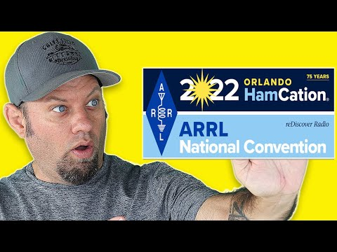 Orlando Hamcation 2022 | Ham Radio Hamfest Planning and What To Expect
