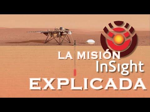¿Por qué es importante la Misión InSight?