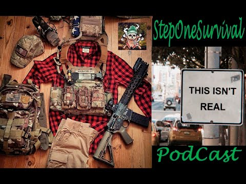 Peaceful Prepper Protest Podcast