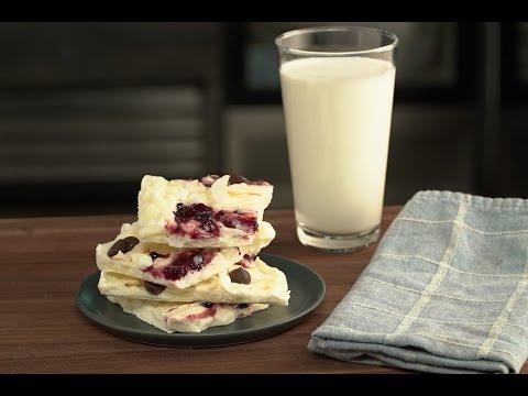 Frozen California Yogurt Bark - blogs de Recipes