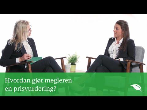 Hvordan gjør megleren en prisvurdering? | Krogsveen