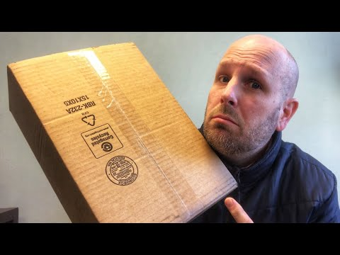 SURPRISE CRKT UNBOXING - And it's CRAZY WHAT'S Inside!