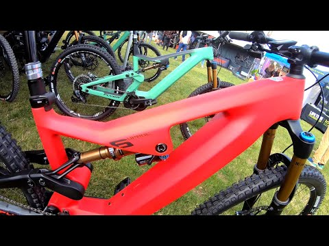 Flyer Swiss Electric Bikes at The Sea Otter Classic