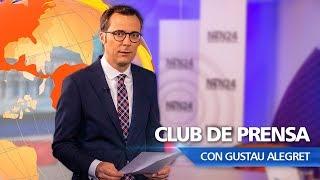 Club de Prensa NTN24 / martes 18 de febrero de 2020