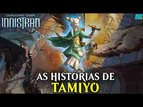 TAMIYO E A LOUCURA INNISTRAD | MTG LORE - SOMBRAS DE INNISTRAD #3
