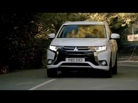 How To maximise the EV driving range on you Mitsubishi Outlander Plug-in Hybrid (English)