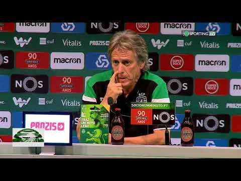 Antevisão Jorge Jesus - CD Aves x Sporting CP
