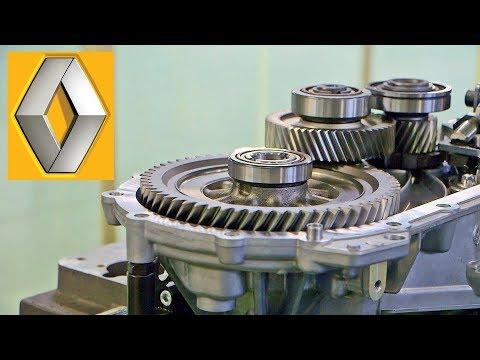 Renault Electric Motor Factory