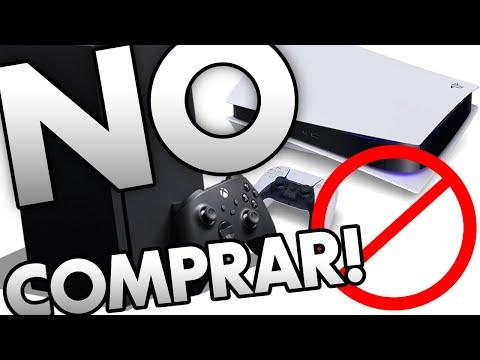NO COMPRES el Playstation 5 o los nuevos Xbox!