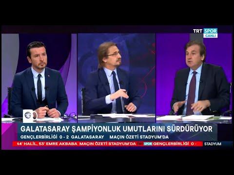 STADYUM | Gençlerbirliği-Galatasaray: 0-2 | Maç sonu yorumları Halil Dervişoğlu, Kerem Aktürkoğlu
