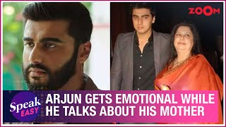 Arjun Kapoor gets EMOTIONAL while talking about his mother & reveals how much he misses her - ZOOMDEKHO