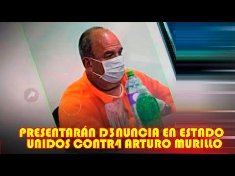 ARTURO MURILLO SERÁ D3NUNCIADO EN ESTADOS UNIDOS PARA REP4TRIAR LO QUE SE LL3VO DE BOLIVIA..