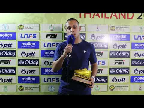 World Intercontinental Futsal Cup: Ferrao (Barça)