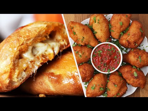Warm And Savory Calzones ? Tasty Recipes