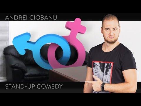 connectYoutube - Andrei Ciobanu - Sexul e mai nasol pentru femei (stand-up comedy @Club 99)