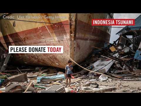 Indonesia Tsunami Appeal