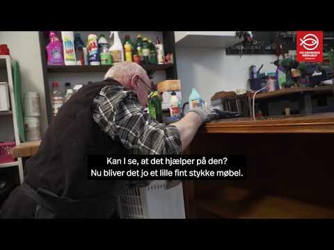 Oliebehandling - Gør det selv med Ivan