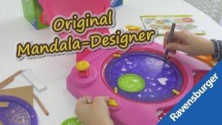 Original Mandala-Designer - Démo en français
