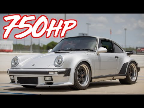 750HP Classic Porsche Surprises Modern Exotics!