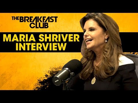 Maria Shriver Discusses The Human Condition, Gratitude, Her Kennedy Ties + More