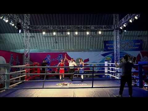 ЧРК по боксу среди юношей 2005-2006 г.р, Акмолинская. обл Атбасар (полуфиналы 22.05.2019).