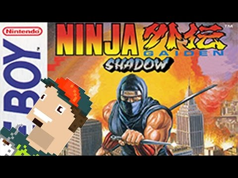 Ninja Gaiden Game Boy || Hazme Recordar