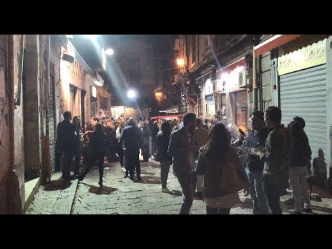 Palermo's Convivial Back Streets