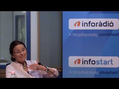 InfoRádió - Aréna - Andor Anikó - 1. rész - 2019.08.13.