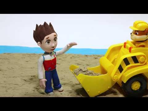 connectYoutube - Elsa Princess New Dress & Superhero Play Doh Cartoons  Stop Motion for kids