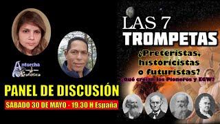 ¿QUÉ CREÍAN LOS PIONEROS ADVENTISTAS SOBRE... Las 7 Trompetas del Apocalipsis - PANEL