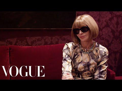 Anna Wintour Reflects on Milan Fashion Week Spring 2018   Vogue