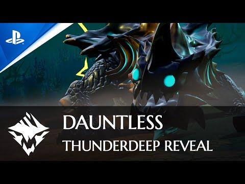 Dauntless - Thunderdeep Drask Reveal | PS4