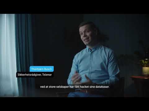 På den sikre siden – Dark Web | Telenor Norge