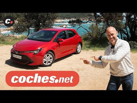 Toyota Corolla Hybrid 2019 | Prueba / Test / Review en español | coches.net