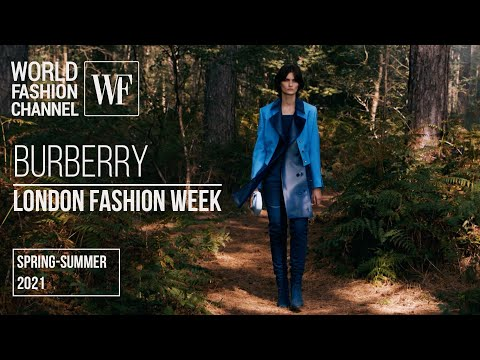 Burberry spring-summer 2021 | London Fashion Week