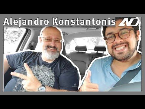 Una enciclopedia automotriz viviente - Entrevisté a Alejandro Konstantonis!