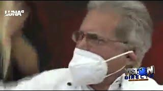 Waldo Ariel Suero Truena contra salud Publica, dice que no habra? paz en el sector salud.