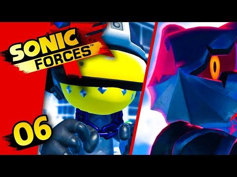 connectYoutube - MOI VS INFINITE ! - SONIC FORCES #06 - LET'S PLAY SWITCH (FR)