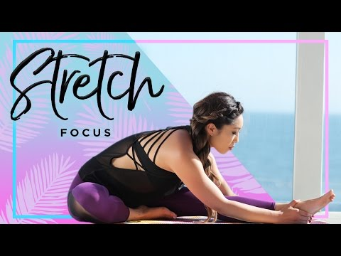STRETCH & FLEXIBILITY FOCUS // 6-Week Body Toning Bootcamp #6