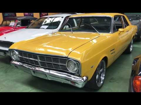 MM CLASICOS FORD FALCON COUP?V8 289 MUSCLE CAR 1967