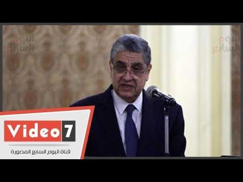 وزير الكهرباء: افتتاح مشروع الطاقة الشمسية بأسوان بحضور الرئيس السيسى