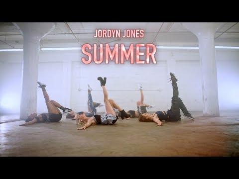 Jordyn Jones - Summer l DANCE VIDEO