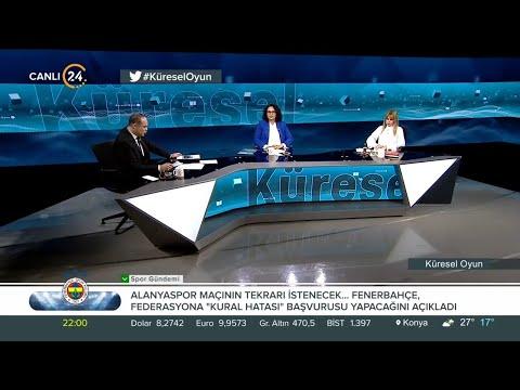 """Bora Bayraktar ile """"Küresel Oyun"""" – Cenevre sonrası Kıbrıs – 30 04 2021"""