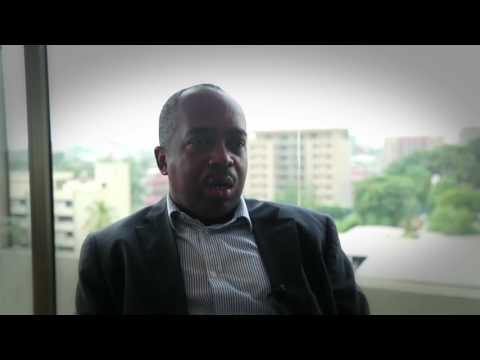 #AfricaConnected - Business and corporate lawyer in Africa, Michel Brizoua