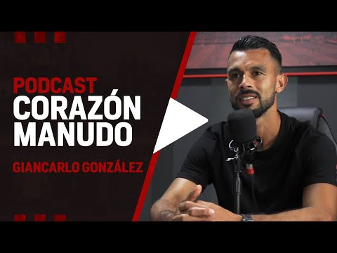 Podcast Corazón Manudo con Giancarlo Pipo González