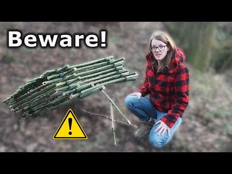 How To Make A HUGE Cage Trap