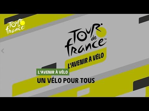 #TDF2021 - L'avenir à Vélo :  Un Vélo pour Tous
